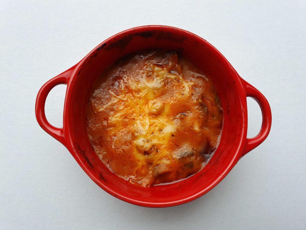 Cassolette sauce tomate